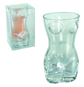 Sexy Girl Shooter Glass - Mens Mans Gents His Him - Number 1 Naughty Fun Saucy Novelty Present Ideas For Valentines