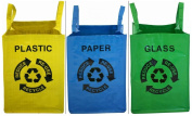Proteam Recycling Bags, Set Of 3