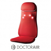 Dr.Air 3D Massage Seat Chair Folding Portable Massager