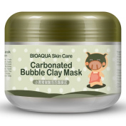 Bubble Clay Mask Whitening Oxygen Mud Moisturising Deep Pore Cleansing Face Mask