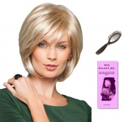 Stylista by Gabor, Wig Galaxy Hair Loss Booklet, & Loop Brush (Bundle - 3 Items), Colour Chosen