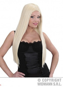 Deluxe Womens Long Blonde Charlene Wig