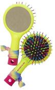 American Jewel My Rainbow Detangling Hair Brush, Neon Yellow