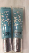 Beauty Rush Flavoured Gloss Razzberry Ice Bundle of 2