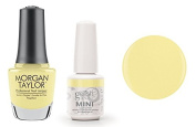 Gelish & Morgan Taylor Beauty And The Beast Duo Days In The Sun