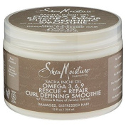 SheaMoisture Sacha Inchi Oil Omega 3, 6, 9 Rescue + Repair Curl Defining Smoothie 350ml