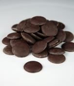 Dark/Black Cocoa Butter Chocolate Wafers Unrefined Organic Food Grade Raw Fresh Pure Natural 120ml