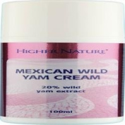 Higher Nature Wild Yam Cream Uk Only Uk Only Pack Of 3