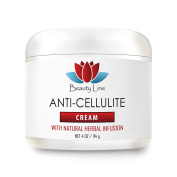 Beauty supplements - ANTI CELLULITE CREAM (with Natural Herbal Infusion) - Eliminate cellulite - 1 Jar