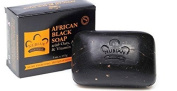 Nubian Heritage/Sundial Creations Bar Soap, African Black with Aloe, 2 Count