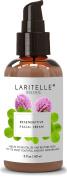 Laritelle Organic Regenerative Face Cream 60ml | Anti-Wrinkle Moisturiser to Restore Skin to Its Most Youthful, Radiant Appearance | NO GMO, Synthetic Fragrances, Phthalates, Sulphates, Parabens. GF