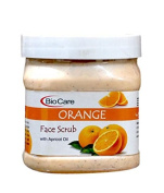 Biocare 1 Fruit Scrub Enriched With Orange Peel Extract, 500Ml