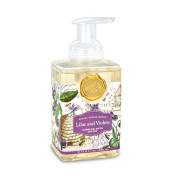 Michel Design Works Lilac & Violets Foaming Shea Butter Hand Soap 530ml