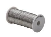 30 (0.03cm ) Gauge Stainless Steel Dead Soft 240ml Spool Binding Wire Working Jewellery Making Tool