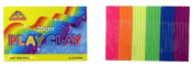 Henbrandt Mini Plasticine Play Clay 6 Colours (1 Pack Supplied) By