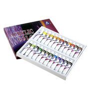 Korean Memory Acrylic Paint Set Professional Artist Quality Acrylic Paint