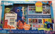 Disney Finding Dory World of Creativity Giant Art Pad, Over 1000 Items