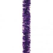 Festive Productions 2M Regal Purple Chunky Tinsel