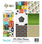 Echo Park Paper Company SW8905 Soccer Collection Kit