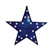 B/O LED Blue Star