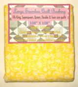 Quilt Backing, Large, Seamless, C47604-502, Yellow