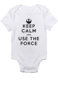 "T-Rex Apparel ""Keep Calm And Use The Force"""