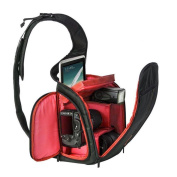 ABC New Camera Backpack Bag Waterproof DSLR Case for Canon for Nikon for Sony