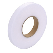 Outus 70 Yards Iron On Hem Tape Fabric Fusing Hemming Tape No Sew Hem Tape Roll for Jeans Trousers Garment Clothes