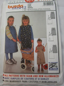 Burda # 9913 Robe Dress Sewing Pattern Size