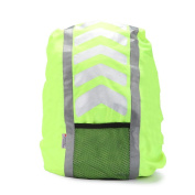 High Visibility Reflective Waterproof Rucksack Cycling or Running Backpack Cover