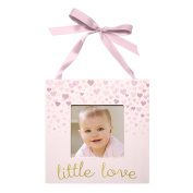 C.R. Gibson 20cm x 20cm Photo Frame, Fits 10cm x 10cm Photo - Little Love