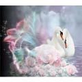 Mikey Store Home Decor DIY 5D Diamond Painting Embroidery Cross Crafts Stitch