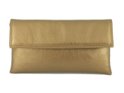 LONI Women's Synthetic Chic Clutch Bag