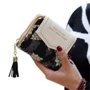 Ladies Clutch Wallet,Hemlock Women Pocket Wallet Credit Card Purse MIni Handbag