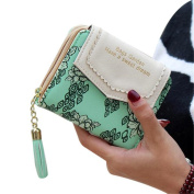 Ladies Clutch Wallet,Hemlock Women Pocket Wallet Credit Card Purse MIni Handbag