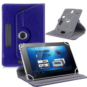 For 18cm Android Tablet PC, Mchoice Universal Leather Flip Case Cover for 18cm Android Tablet PC