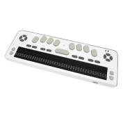 Braille EDGE 40 by MAGNIFYING AIDS