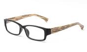 """Newbee Fashion - """"Ceka"""" Slim Fit Squared Fashion Reading Glasses"""
