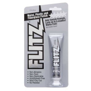 Flitz BP 03511 Metal, Plastic and Fibreglass Polish with Paint Restorer, 50ml, Small