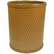 Chelsea Collection Decorator Colour Round Wicker Wastebasket