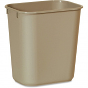 12.3lRectangular Wastebasket Colour