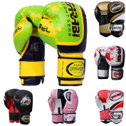 Farabi Boxing Gloves 300ml 350ml 410ml 470ml Boxing Gloves for Training Punching Sparring Punching Bag Boxing Bag Gloves Punch Bag Mitts Muay Thai Kickboxing MMA Martial Arts Workout Gloves Boxing gloves Men Boxing Training Gloves