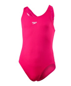 Speedo Girls' Essential Endurance Plus Medalist Swimsuit