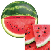 Slice of Summer Watermelon Dessert Plates & Napkins Party Kit for 8