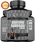 **EXTREME 95% HCA GARCINIA COMPLEX ** Most Potent Lab Tested Garcinia Cambogia Ever Made - 3rd Party Tested For Maximum Elite Results - Muscle Phase Platinum Range by HB & S Solutions