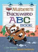 Cars 3 ABC Book