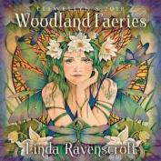 Llewellyn's 2018 Woodland Faeries Calendar