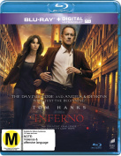 Inferno Blu-ray (Region B) [Blue-ray] [Region 4]