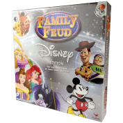 Disney Themed Family Feud Game - Survey Says Fun For 3 Plus Players Ages 8+
