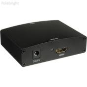 VGA & Audio to HDMI Converter - Polebright update